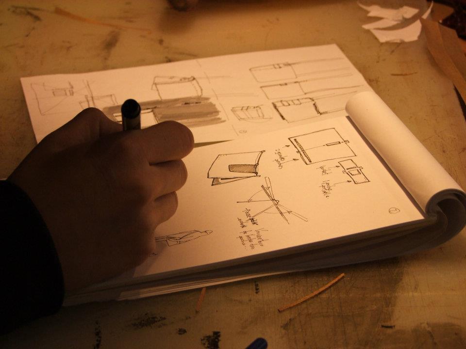 Maroquinerie sur mesure le cuir sur mesure sac - Fabrication couette sur mesure ...