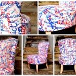 thierry gauthier tapissier ls artisan maroquinier couleur cuir made in croix rousse lyon sérigraphie