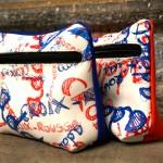 choupinette ls artisan maroquinier made in france croix rousse lyon sérigraphie cuir couleur