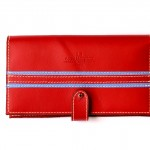 portefeuille cuir couleur ls artisan maroquinier made in france lyon croix rousse