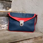 pochette plate cuir made in france couleur